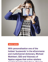 Personalisation isn't everything. Successful ecommerce is all about relevance and risk