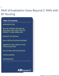 RAN Virtualization Goes Beyond C-RAN with RF Routing