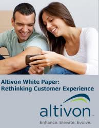 Rethinking customer experience