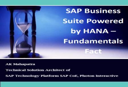 The new SAP Business Suite on HANA