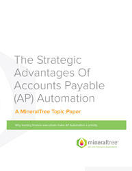 The Strategic Advantages Of Accounts Payable (AP) Automation