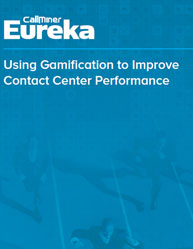 Using Gamification to Improve Contact Center Performance