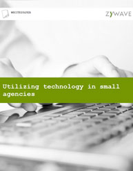 Utilizing technology in small agencies