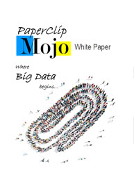 Where Big Data begin: Paperclip Mojo