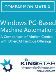 Windows PC-Based Machine Automation
