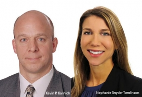 Stephanie Snyder Tomlinson, U.S. Cyber Sales Leader ,Kevin P. Kalinich, Cyber Global Practice Leader, Aon Risk Solutions [NYSE:AON]