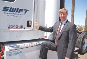 Mike Ruchensky, VP & CIO, Swift Transportation [NYSE: SWFT]