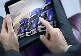 A New Mobile App to Help Trucking Companies with Freight Ma