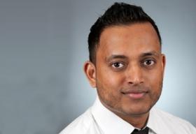 Gajen Sunthara, Director of Innovation R&D, Innovation Program, Boston Children's Hospital