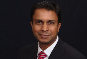 Rama Dhuwaraha, AVC & CIO, University of North Texas System