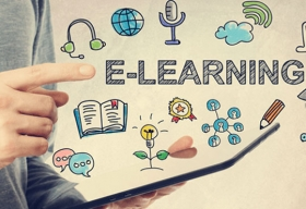 Technology enhancing e-learning