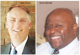 Kwan Mitchell, Manager-Database & GIS ,James Jarvis, Supervisor-GIS, City of Phoenix