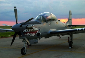 A-29 Super Tucano Aircraft Empowers Lebanese Air Force
