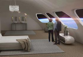 The Future of Space Hotel