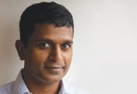 Sanjay Patil, Chief Product Expert, SAP HANA Cloud Platform Product Management, SAP [NYSE:SAP]