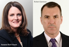 Robert Garretson, GM, Governance Strategy, United States Steel Corporation,Suzanne Rich Folsom, General Counsel, CCO & SVP-Government Affairs, United States Steel Corporation