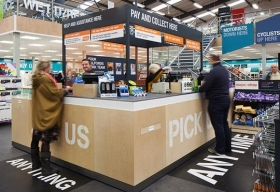 Halfords Stores Achieves Faster PoS Transactions, Cheering C