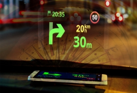 HARMAN Advances its Navigation Solution with Live Data Fusion and On-Road Safety Information