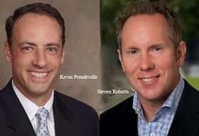 Kevin Prendeville, MD in Product Lifecycle Services business, Accenture,Steven Roberts, MD in Product Lifecycle Services business, Accenture