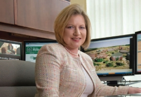 Jan I Fox, SVP for IT, Marshall University