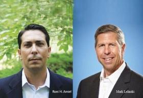 Roni H. Amiel, CTO, Pinscriptive, a Frost Data Capital Company,Mark Lelinski, CEO, Pinscriptive, a Frost Data Capital Company