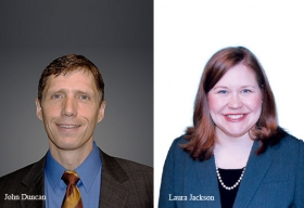 Laura Jackson, Sr. Manager-Risk Management, ABS Consulting ,John Duncan, VP-Government Sector, ABS Consulting