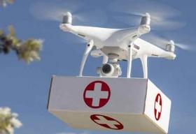 How Do Drones Benefit Patient Care?