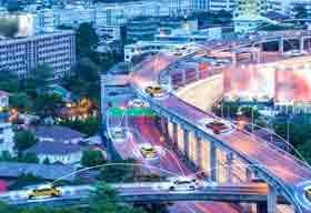 Four Technologies Impacting Smart City Transportation