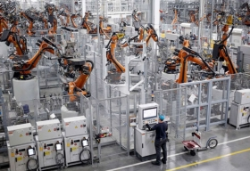 Robots are to Wipe Out a Huge Number of World's Manufacturing Jobs