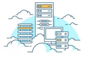 Cloud Storage Architecture for Virtual Server
