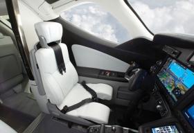 Touch Screens, Lighter Avionics from Honeywell Propel Gulfst