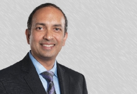 Ravi Naik, SVP and CIO, SanDisk