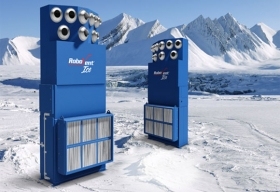 eTell - An Avant-garde Predictive Control System for Air Quality Equipment
