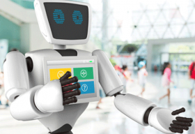 Robotic Assistance Will Augment Passengers' Airport Experience