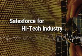 Why the High-Tech Industry Adopt Choose Salesforce