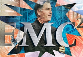 Dell Hits the Bulls-Eye in a Historical Bid of $67 Bn Takeover of EMC
