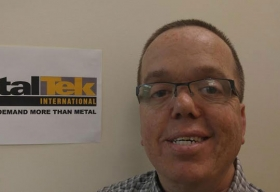 Jeffrey Jones, Corporate Director-IT, MetalTek International