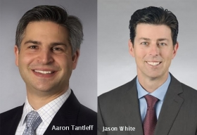 Aaron Tantleff, Partner, Foley & Lardner LLP,Jason White, CAO & General Counsel, Toshiba America Business Solutions