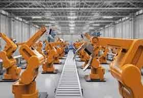 The Significant Role of Industrial Robots