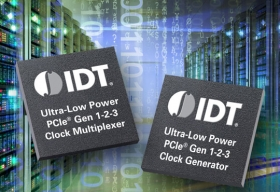 IDT Introduces New Versions of VersaClock 5 Programmable Clo