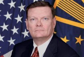 Terry Halvorsen, CIO, United States Department of Defense