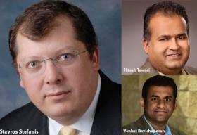 Stavros Stefanis  Phd, Principal, Deloitte,Hitesh Tewari, Senior Manager, Deloitte