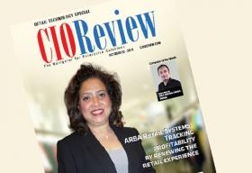 CIO Review Magazine Unveils '20 Most Promising Retail Techno