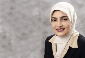 Sarah Naqvi, EVP and CIO, HMSHost Corporation