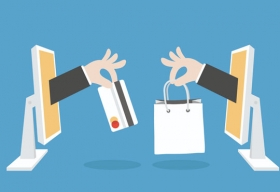 Commerce Blending Conventional Retail Sales with Digital Market