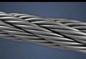 What is Wire Rope Lay?