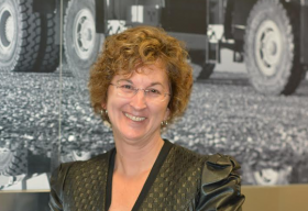 Barbara (Hodel) Schwarzentraub, Director of Parts Distribution, Caterpillar [NYSE :CAT]