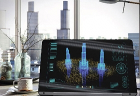 A Digital Touch for the Construction Industry