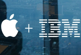 Apple and IBM Bring New Apps for Healthcare, Travel, Retail,