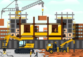 A Step toward Recreating Housing Construction